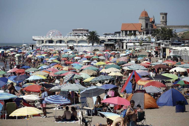 Febrero se despidió de Mar del Plata con un récord en cantidad de turistas