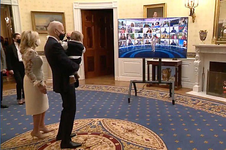 Lo mejor del gran show que celebró la asunción de Joe Biden y Kamala Harris