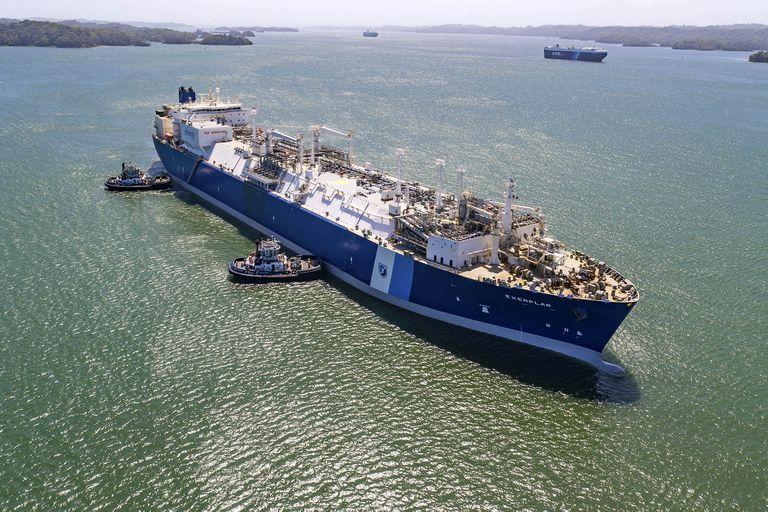 En lo que va del año, ya llegaron 56 buques con GNL a los puertos de Escobar y Bahía Blanca, contratados por la empresa Ieasa. En comparación, en todo 2020 llegaron 31.