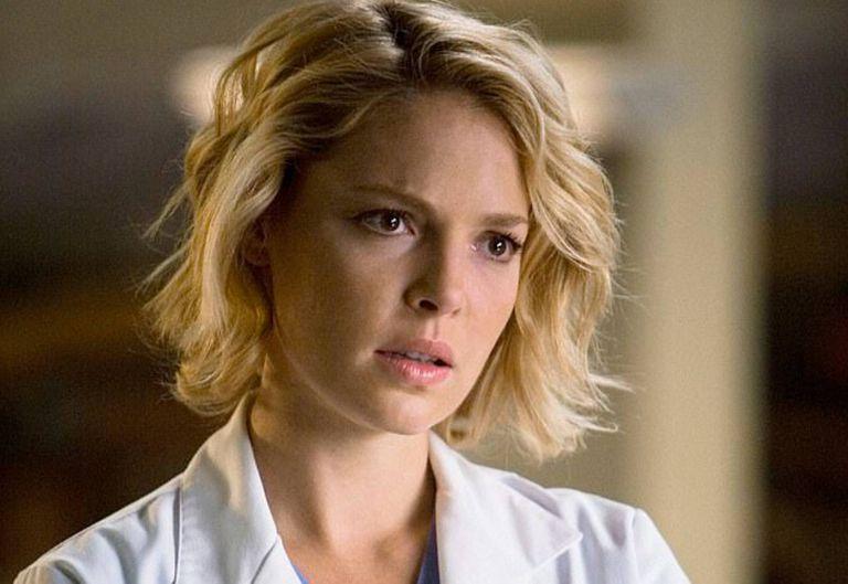 Katherine en Grey's Anatomy como la doctora Stephens