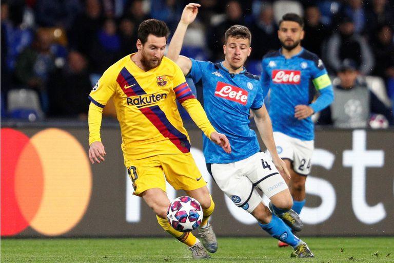 Lionel Messi, Barcelona y un duelo clave por la Champions