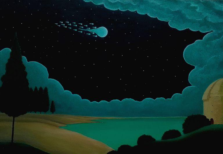 Obra de Juan Montes de Oca que ofrecerá la galería PM en la próxima edición de Otra Feria