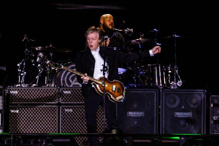 La realidad paralela de Paul McCartney en el Campo de Polo