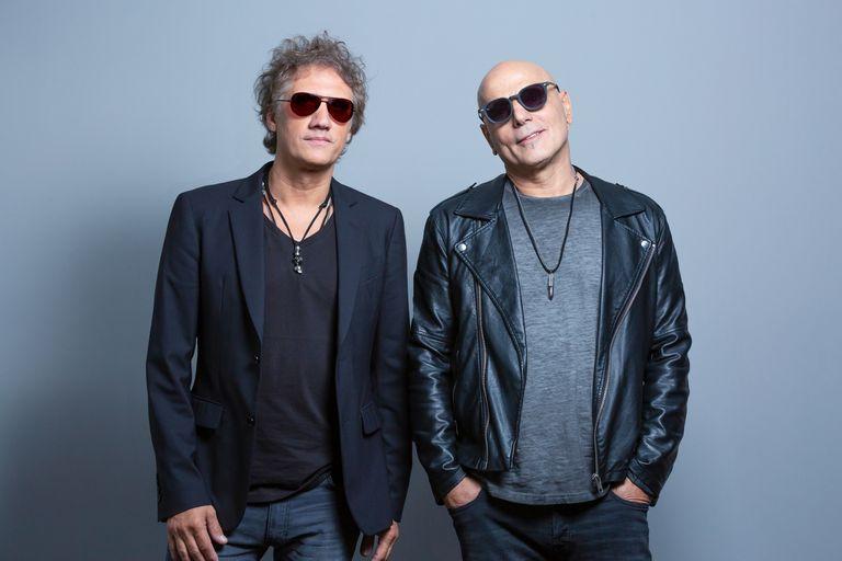 """Charly Alberti y Zeta Bosio salen de gira con un show """"multimedia"""" que celebra la música del grupo y homenajea a Gustavo Cerati"""