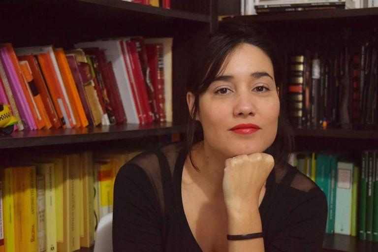 Regina Cellino, escritora y coeditora de Le Pecore Nere