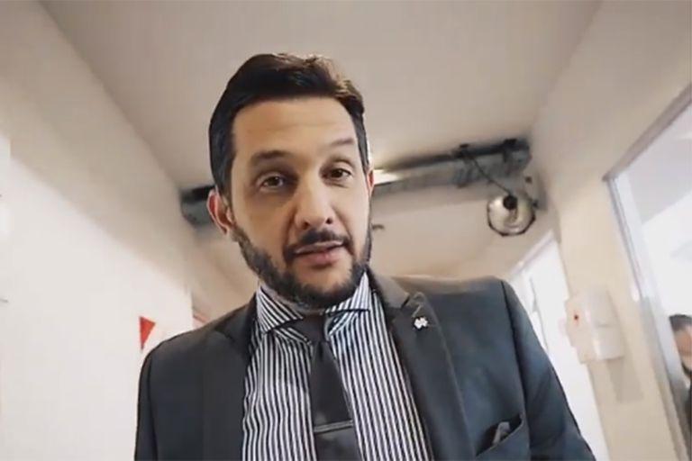 Germán Paoloski vuelve al late night show en Telefe
