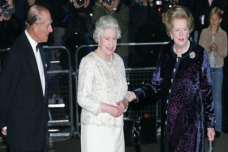 La primera ministra llegaba quince minutos antes a las reuniones semanales con la reina, que nunca la atendió antes del horario exacto definido en la agenda