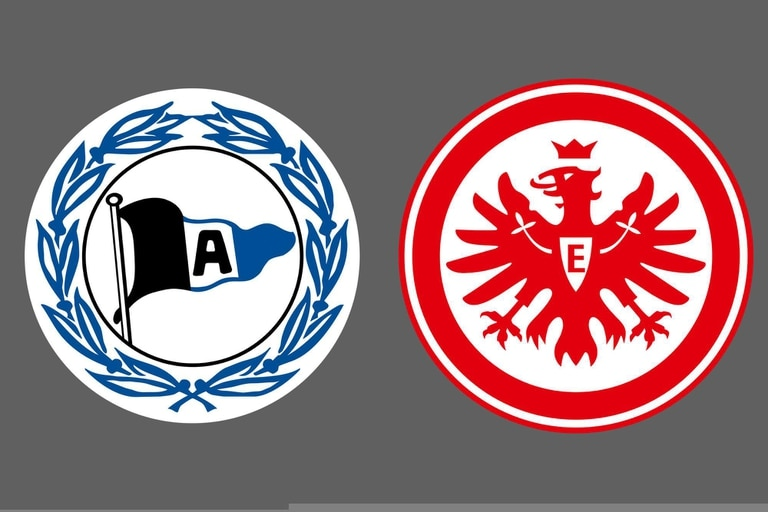 Arminia Bielefeld-Eintracht Frankfurt