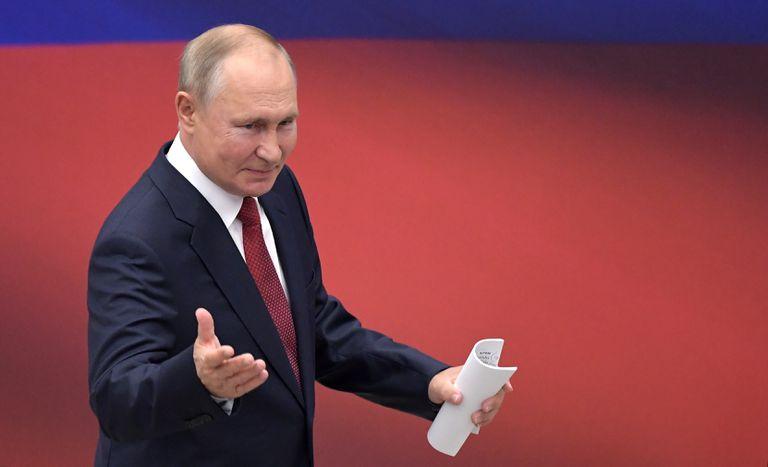 Elecciones en Rusia: sin sorpresas, el partido de Vladimir Putin se imponía en las regionales
