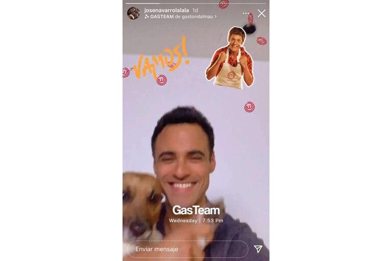 José Navarro y Gastón Dalmau conviven en Los Ángeles; el español le mandó apoyo desde sus redes sociales y confirmó los rumores que los vinculaban