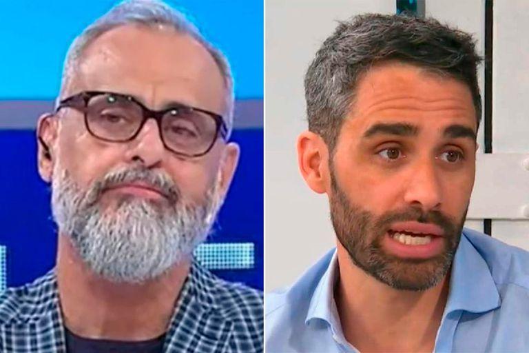 Con una ironía, Jorge Rial cruzó al Pollo Álvarez por defender a Nicole Neumann