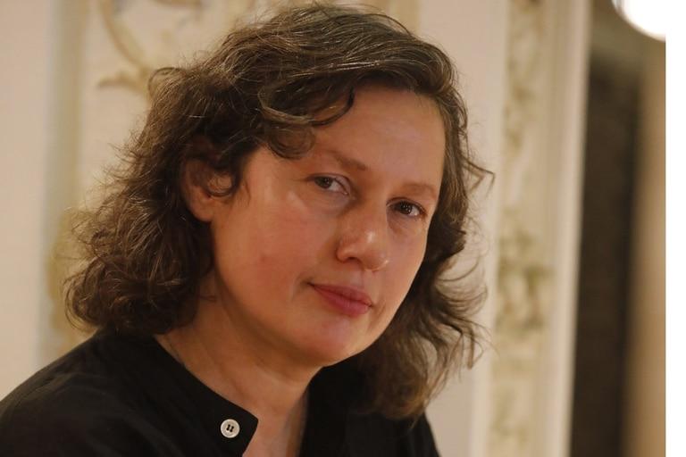 La directora y coreógrafa Constanza Macras pasó por Buenos Aires