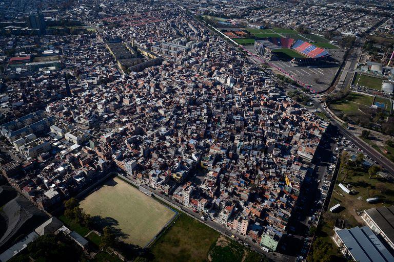 Vrios grupos narcos disputan nuevamente el territorio de la villa 1-11-14