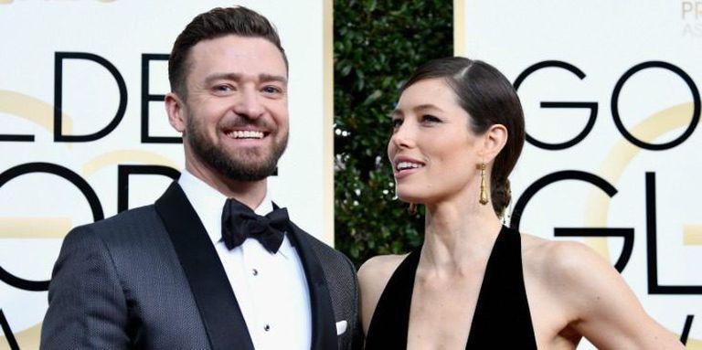 Juntos los esposos Biel y Timberlake siempre se muestran sonrientes