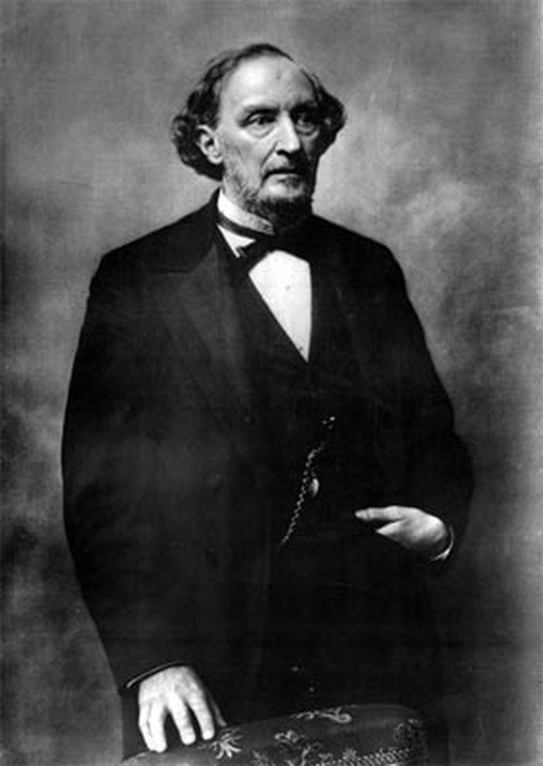 El general Bartolomé Mitre