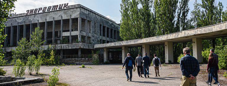 ¿Vacaciones en Chernobyl? Crónica de un tour tan insólito como inquietante