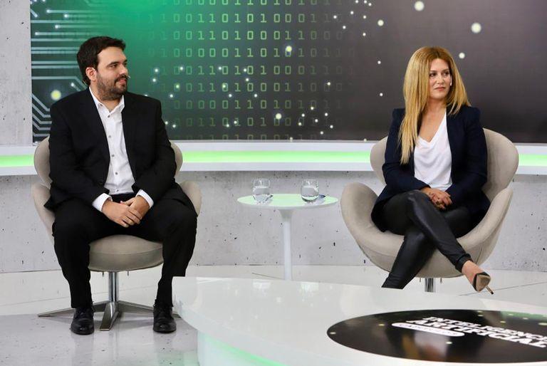 """Mariano Focaraccio (Drixit Technologies) y Noelia Aguirre (Robin Tests) explicaron cómo los algoritmos """"son el futuro"""" y """"generan valor"""""""