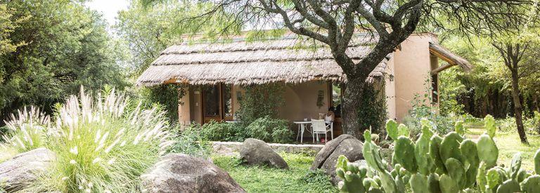 Mis días de yoga, tai chi y comida saludable en un spa de Traslasierra