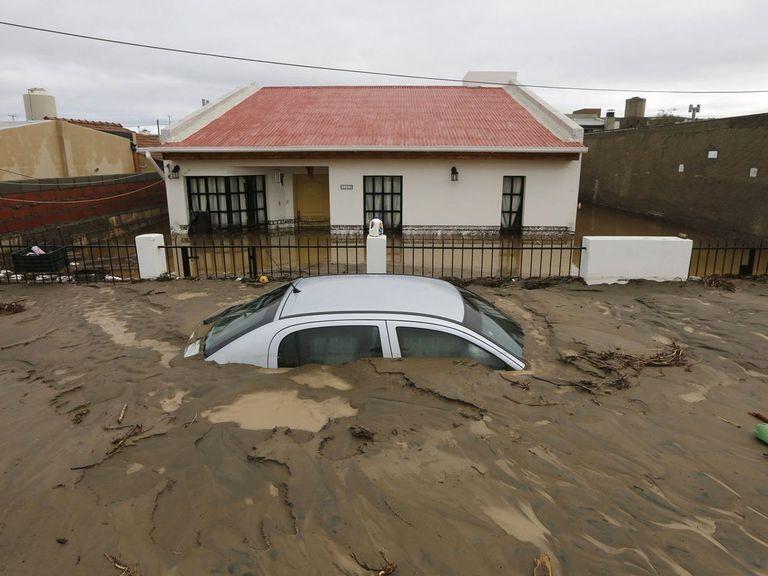 El desvío de fondos para reconstruir Comodoro Rivadavia originó una megacausa