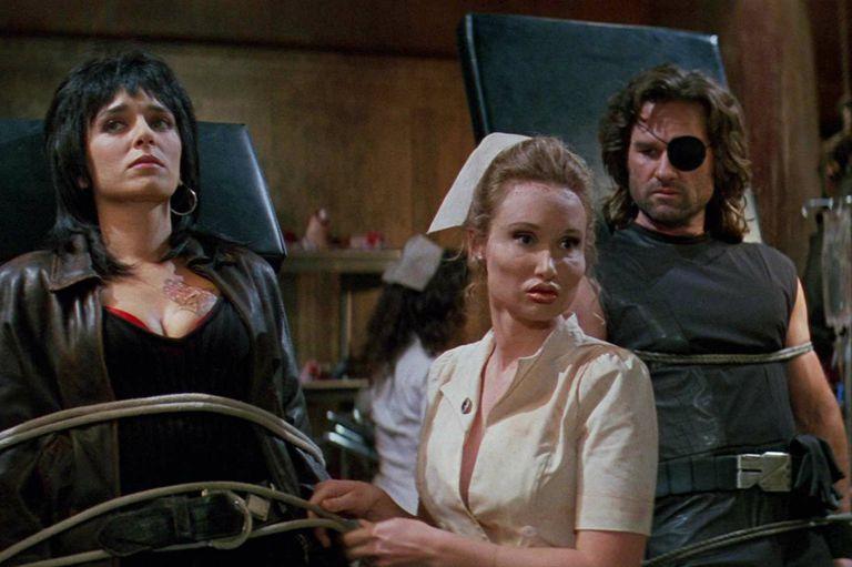 Escape de Los Ángeles (1996), con Kurt Russell