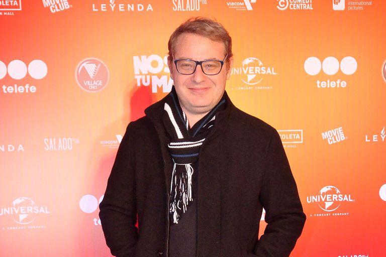 El productor Axel Kuschevatzky