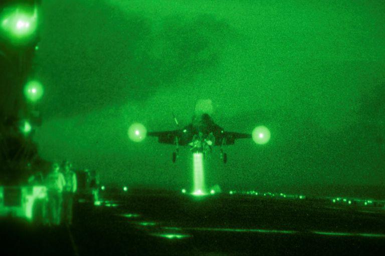 Dos cazas de la RAF sobrevolaron una zona residencial e hicieron temer por una explosión