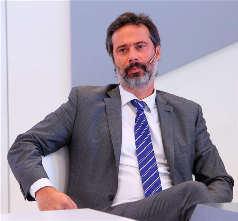 Ignacio Marini, director de Nespresso para la región Austral