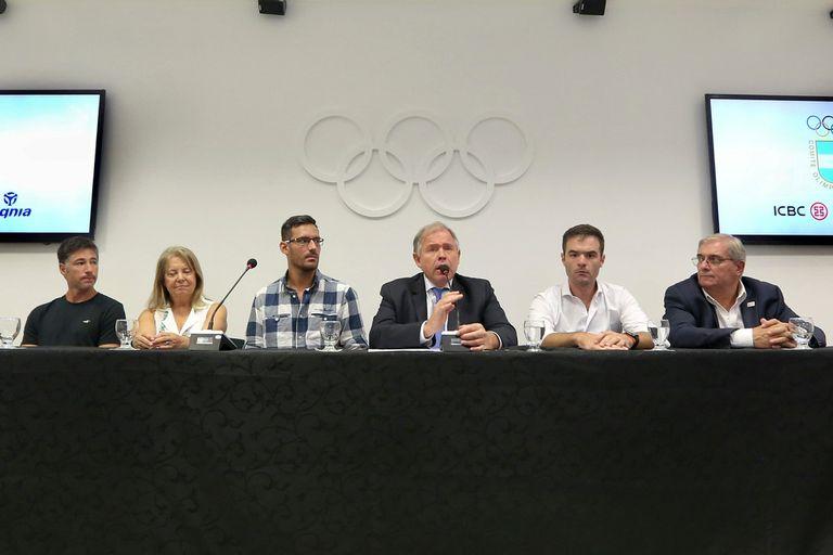 Conferencia de prensa de Gerardo Werthein