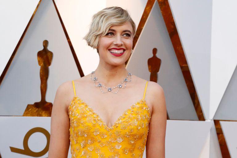 Greta Gerwig, la quinta mujer en ser nominada al Oscar en la categoría de dirección, no pudo llevarse ningún premio con Lady Bird