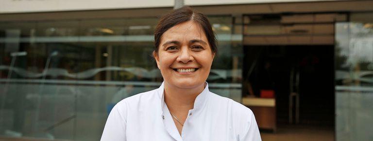 Norma Arnoletto: la primera mujer en dirigir un hospital en una misión de paz