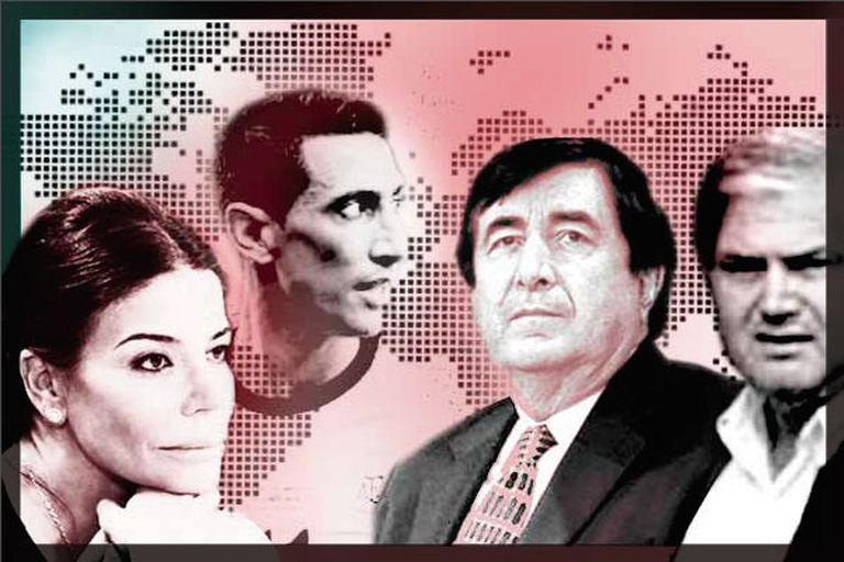 La Argentina, en el podio de una nueva filtración mundial con figuras de alto perfil