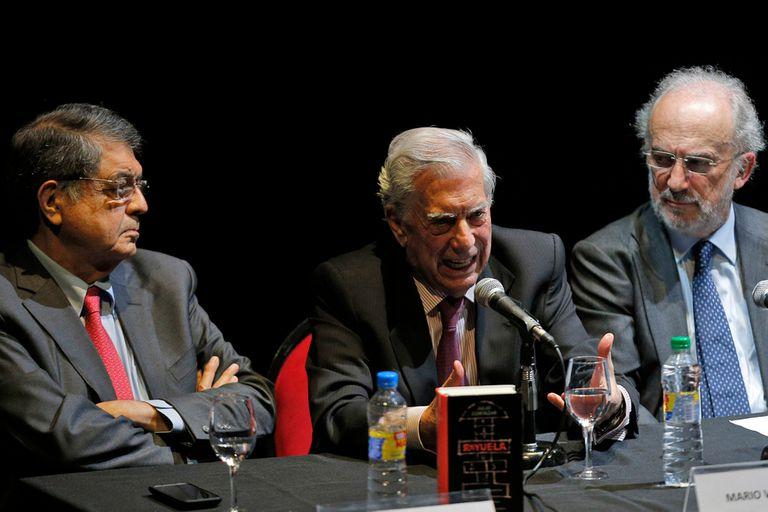 Vargas Llosa, en el homenaje a Rayuela