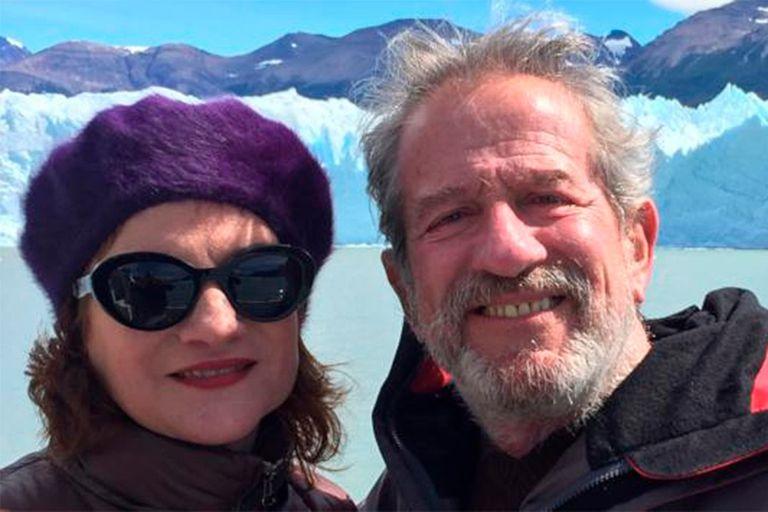 Lucia Galan y Pablo Alarcón