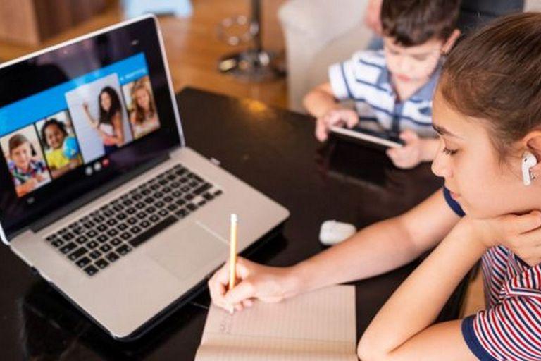 Escuelas, universidades y el entrenamiento de empresas se trasladó al área virtual por el virus