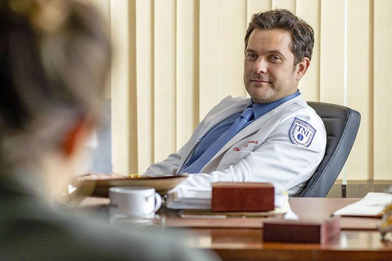Dr. Death, un policial centrado en el ego, la impunidad y el patetismo