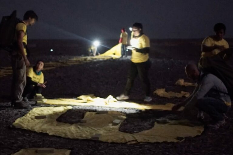 Según el gobierno de Perú, el daño por pisadas cerca de las líneas está comprobado