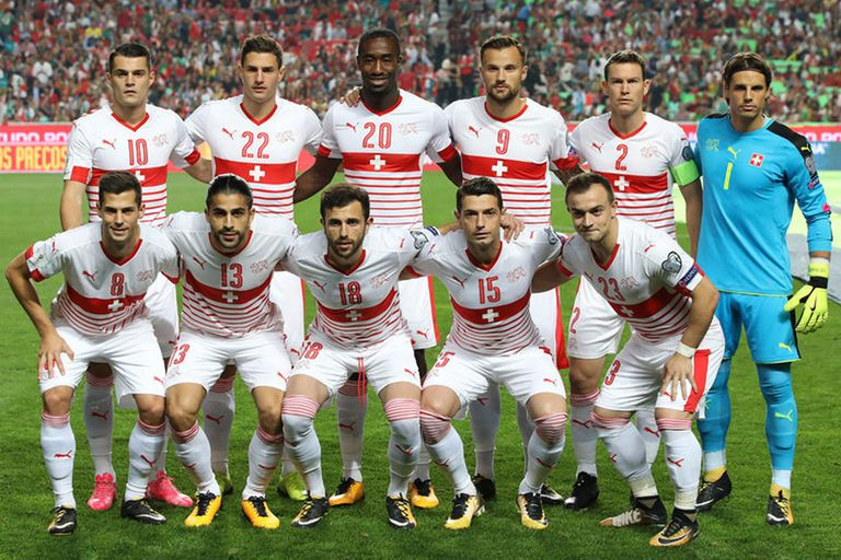La selección de Suiza presentó la lista de 23 convocados para el Mundial Rusia