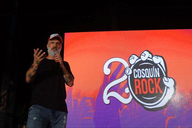 Cosquín Rock : Charly García, Divididos y Ratones Paranoicos encabezan la grilla