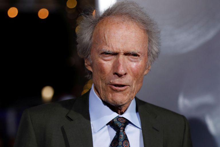 Clint Eastwood presentó a una nueva hija que tiene 64 años
