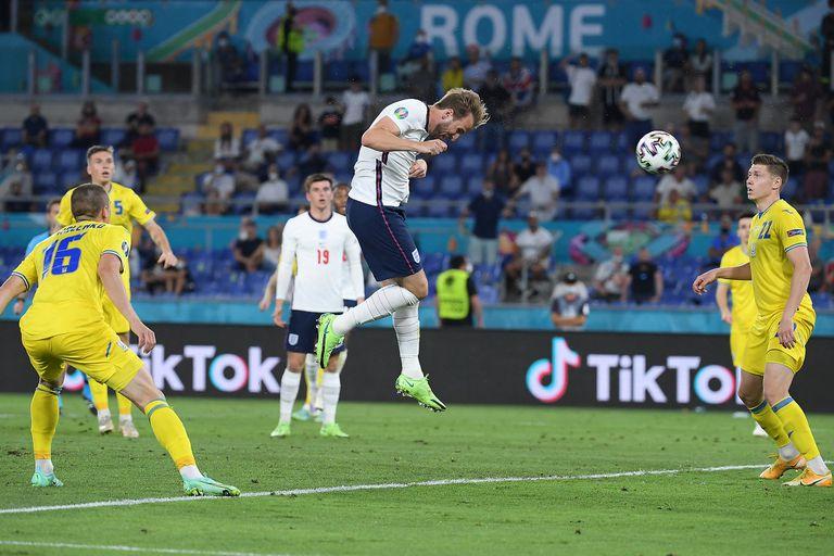 Inglaterra, más candidata al título de campeón de la Eurocopa: cerró su arco y aplasta arriba