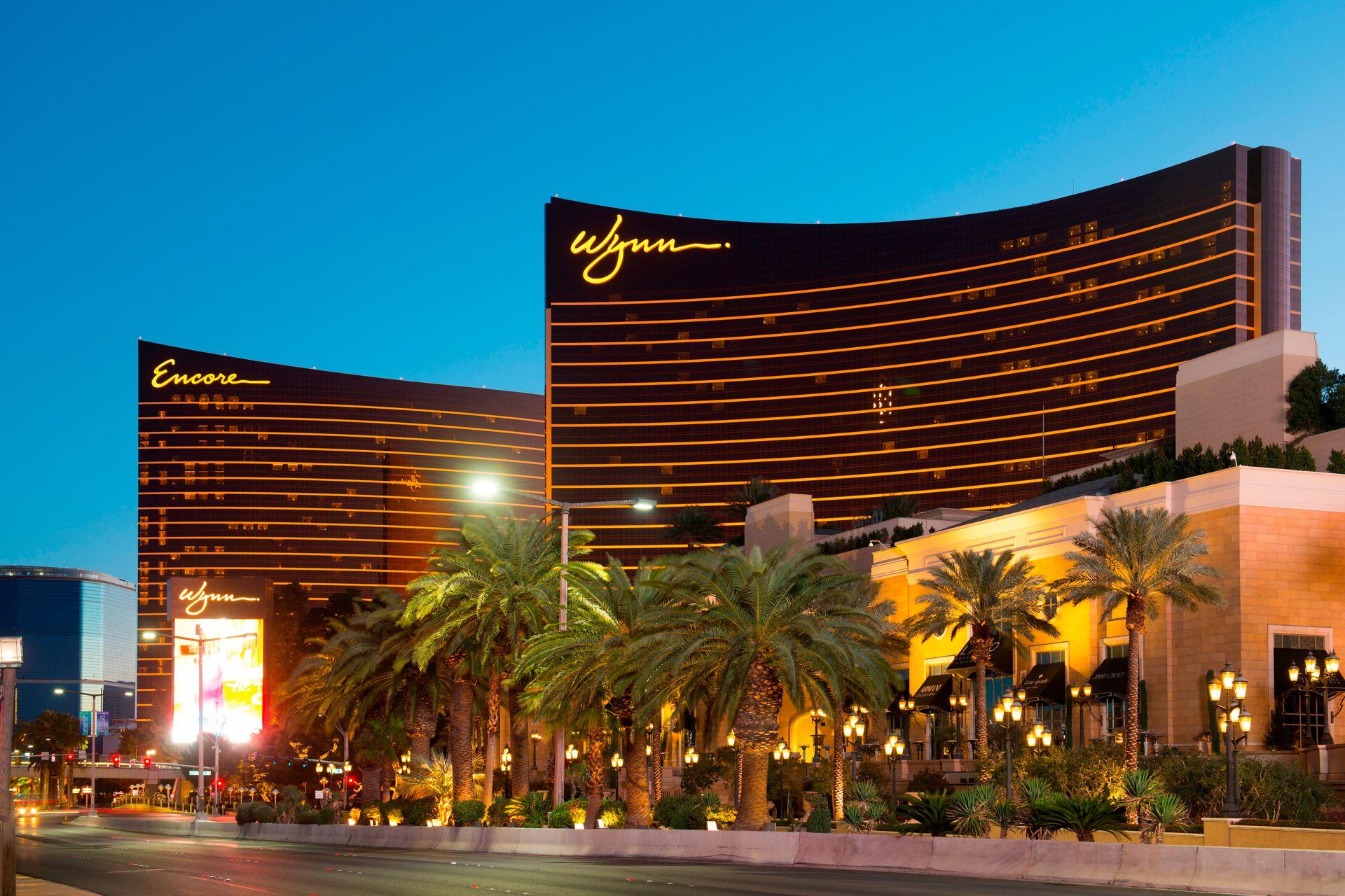 El Wynn Hotel, un clásico de Las Vegas, donde el príncipe Harry tuvo su noche de locura. No siempre lo que pasa en Las Vegas queda en Las Vegas...