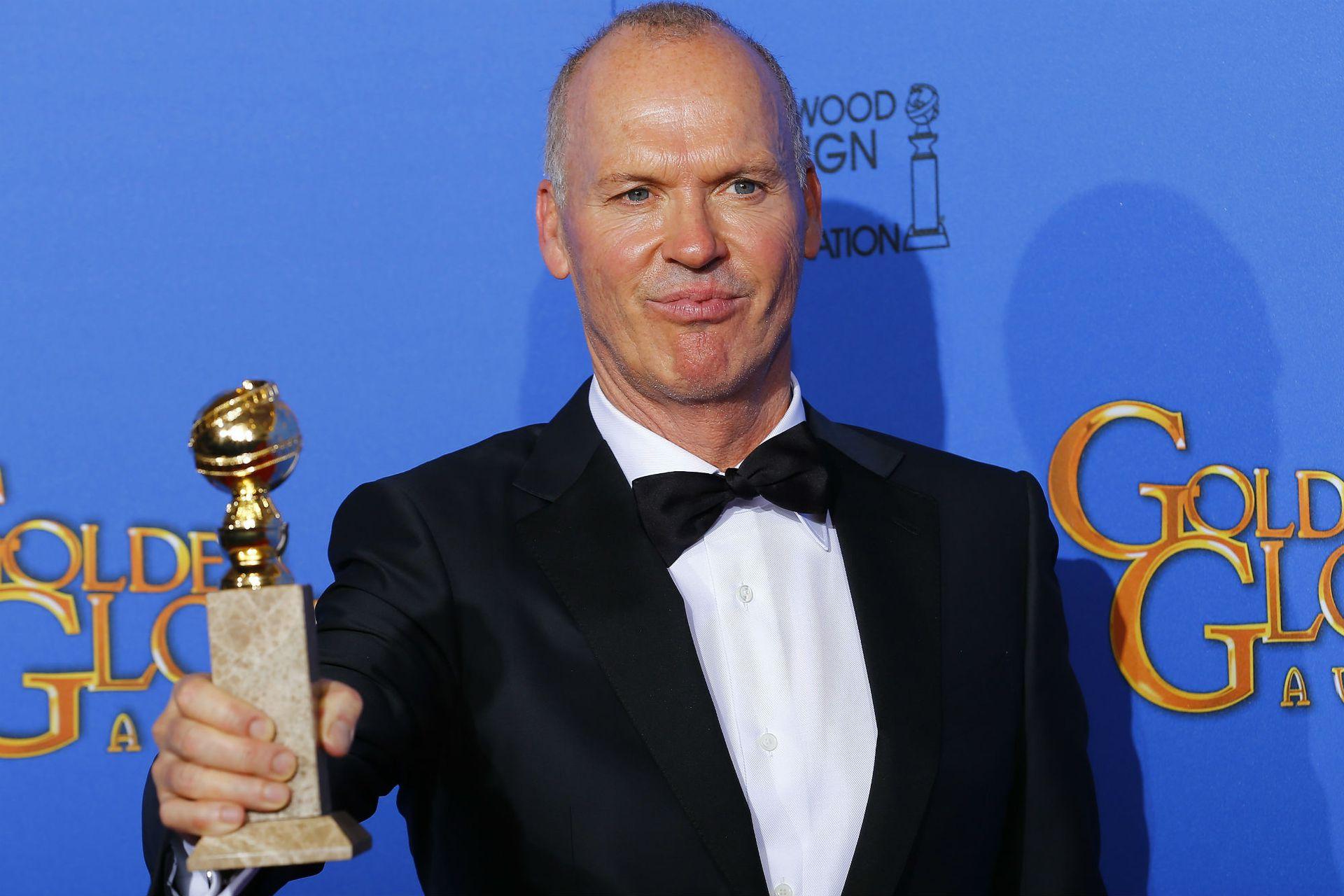 La carrera de Keaton tuvo muchos desniveles, pero su gran comeback fue con Birdman, film por el que ganó el Globo de Oro en 2015 y por el que recibió una nominación al Oscar