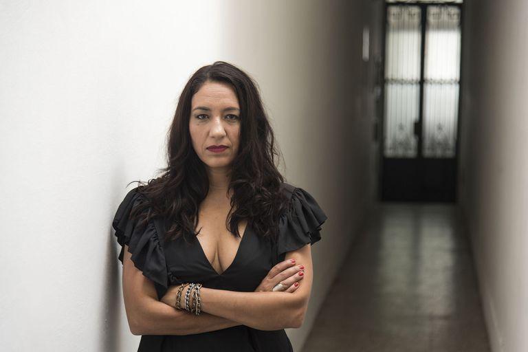 """Lorena Vega: """"La ficción permite que lo vivido se transite de otra manera"""""""