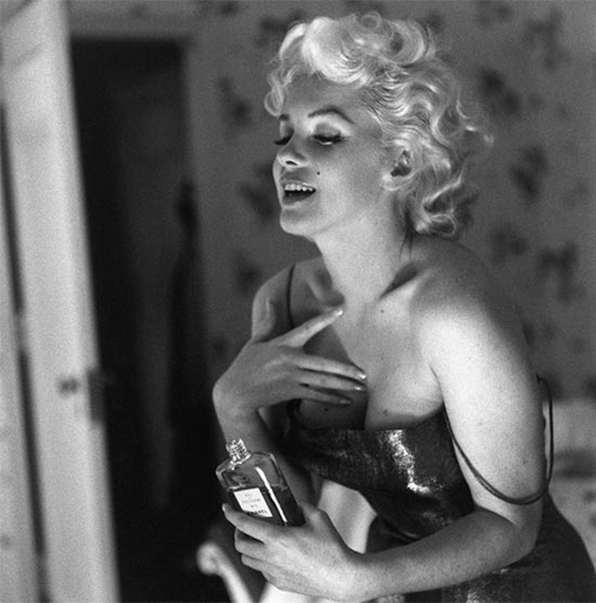 Monroe, la musa y su perfume pijama