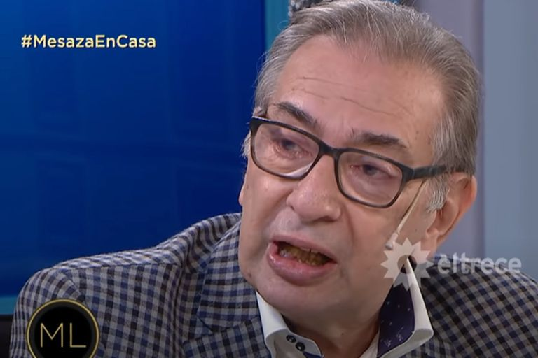 """Gabriel Levinas criticó duramente al Gobierno: """"La democracia está en riesgo"""""""