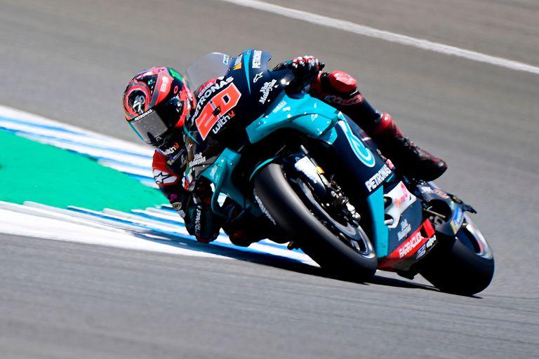 MotoGP: récord histórico en Jerez del chico que le sacará el lugar a Valentino