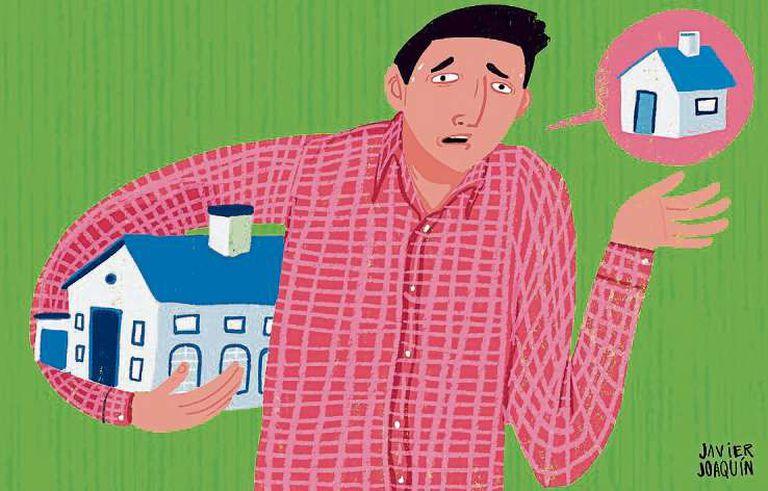 Pregunta radical: ¿venderías tu casa al valor declarado al fisco?