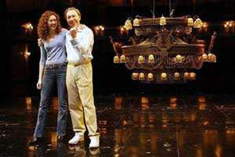 El fantasma de la ópera, otros de su grandes títulos que estuvieron en cartel hasta que se detuvo la actividad teatral en Londres