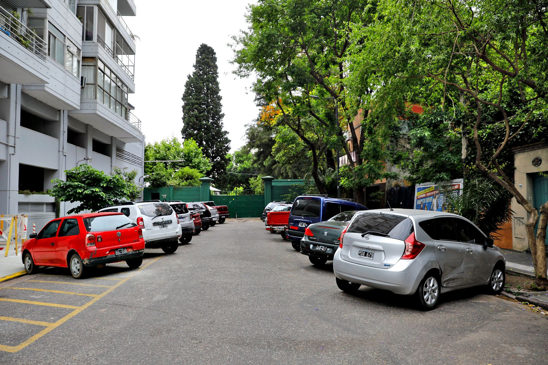 En el proyecto la calle Arguibel se conectará con la Avenida del Libertador con una apertura peatonal