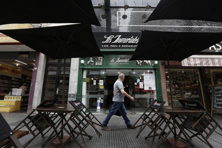 La pizzería emblemática Los Inmortales analiza cerrar sus puertas